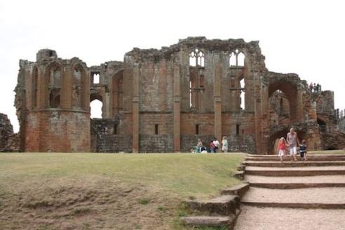 Even more castle ruins...
