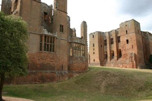 More castle ruins...