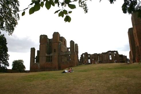 Castle ruins...